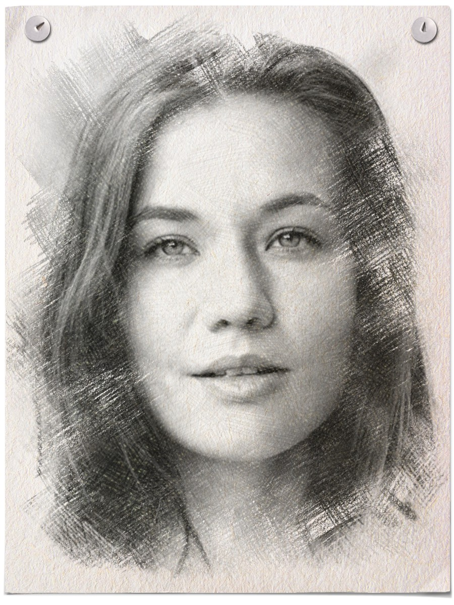 Photo To Line Art Converter Online : Turn your photo into a graphite pencil sketch online