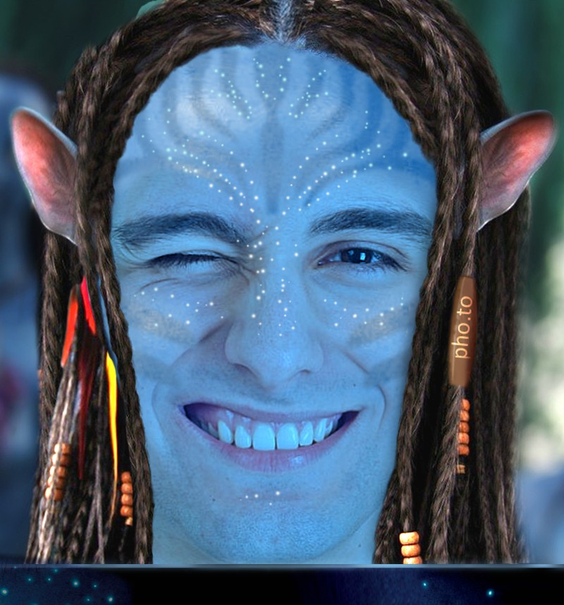 Avatar Film: Avatarize Yourself With A Blue Na'vi Face Creator Online