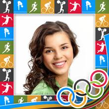 Olympics Frame