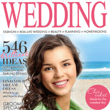 Wedding Magazine Cover