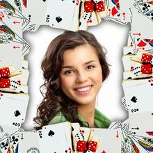 Poker Frame
