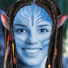 Navi Avatar Face Creator
